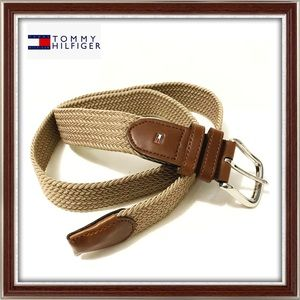 NWT textile Braided Belt